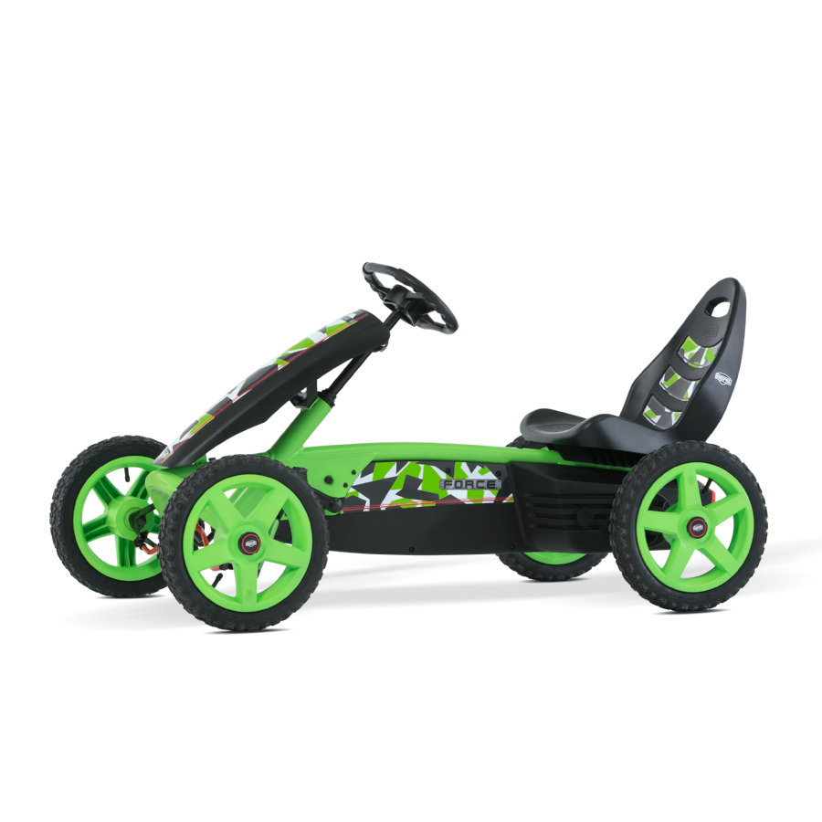 BERG Toys Go-Kart a pedali Rally Force