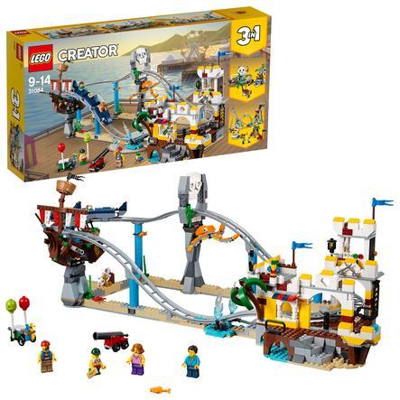 LEGO® Creator - Sjørøverens berg- og-dalbane 31084