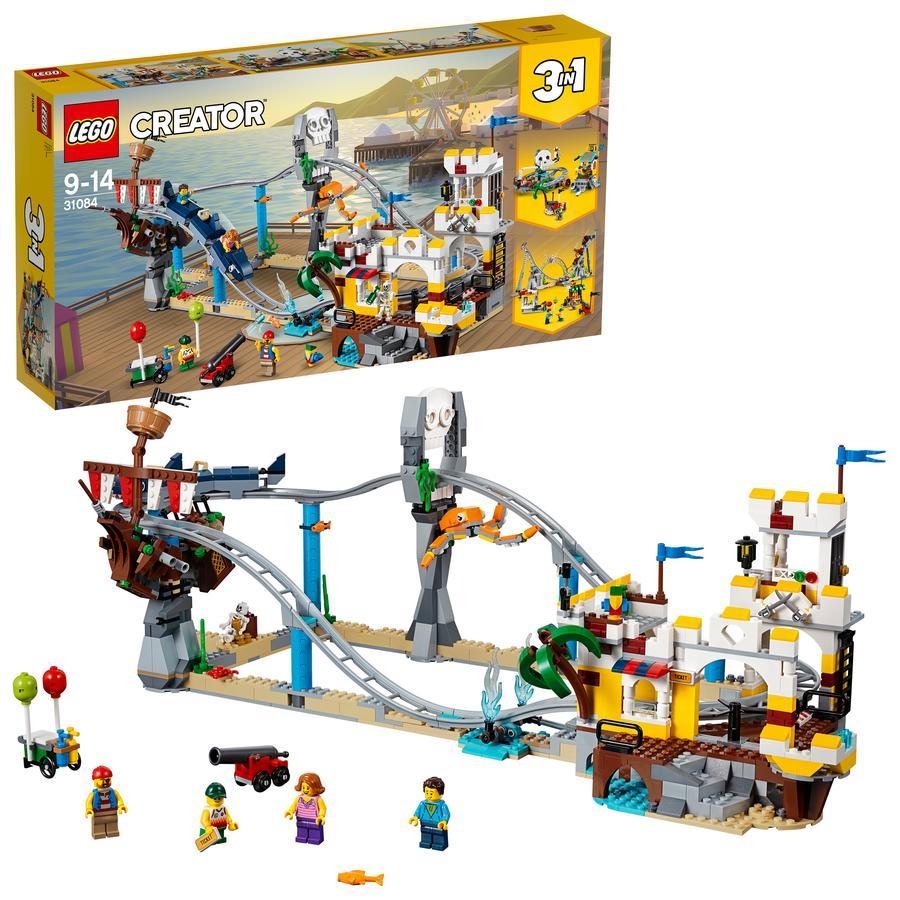 LEGO® Creator - Piraten-Achterbahn 31084 -
