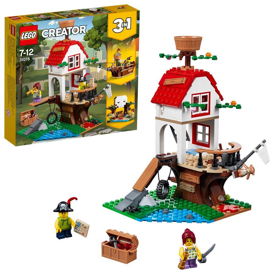 LEGO® Creator - Trætopskatte 31078