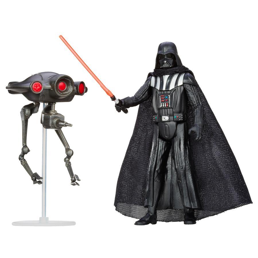Hasbro Star Wars™ Mission Series Figuren 2-er Pack: Darth Vader und Seeker Droid