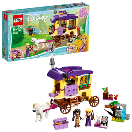 LEGO® Disney Princess™ - Carro de arroz de Rapunzel 41157
