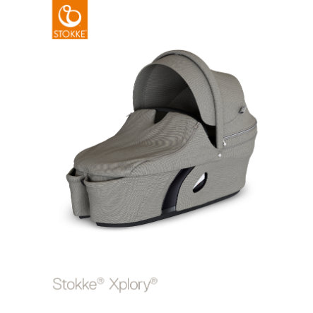 STOKKE® Babyschale Xplory® V6 Brushed Grey