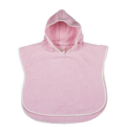 koeka girls badeponcho Venice baby pink