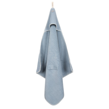 koeka Boys Wickelcape Antwerp soft blue