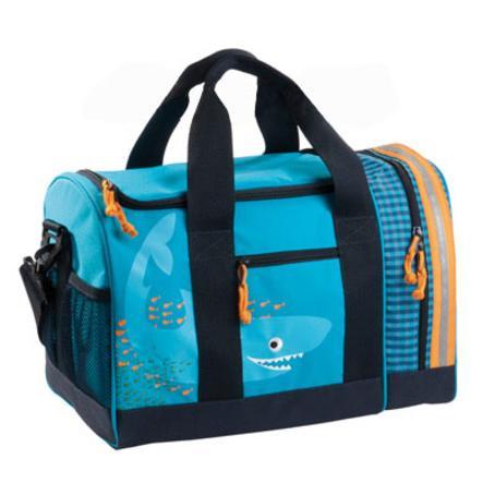 LÄSSIG 4 Kids Sporttas Mini Sportsbag Shark ocean