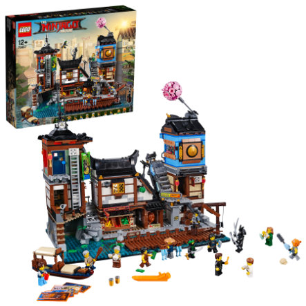 LEGO® NINJAGO® -  70657 City Docks