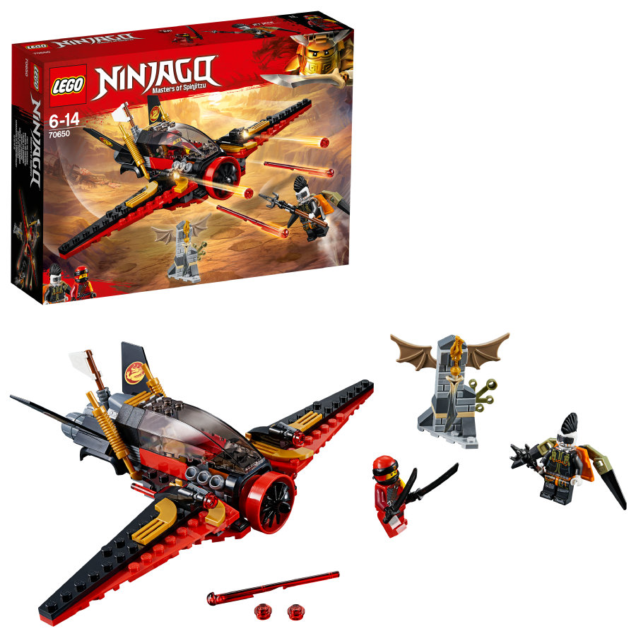 LEGO® NINJAGO - 70650 Destinys Wing Set