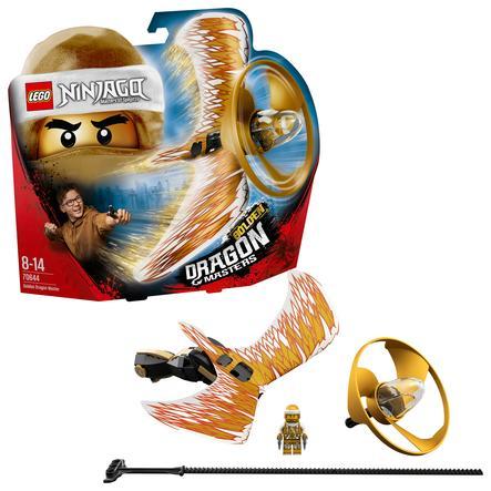 LEGO® NINJAGO - Le maître du dragon d'or 70644