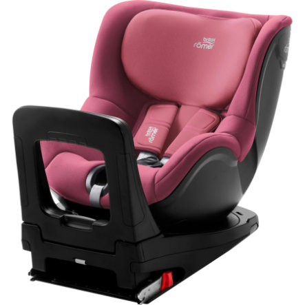 Britax Römer Kindersitz Dualfix M i-Size Wine Rose