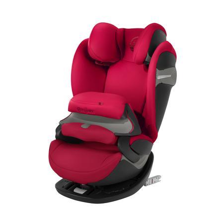 cybex Gold Silla de coche Pallas S-Fix Rebel Rojo-rojo