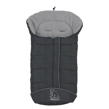 Heitmann Vinterkørepose isbjørn grå-plettet