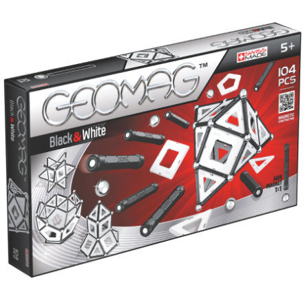 GEOMAG™ Black and White 104