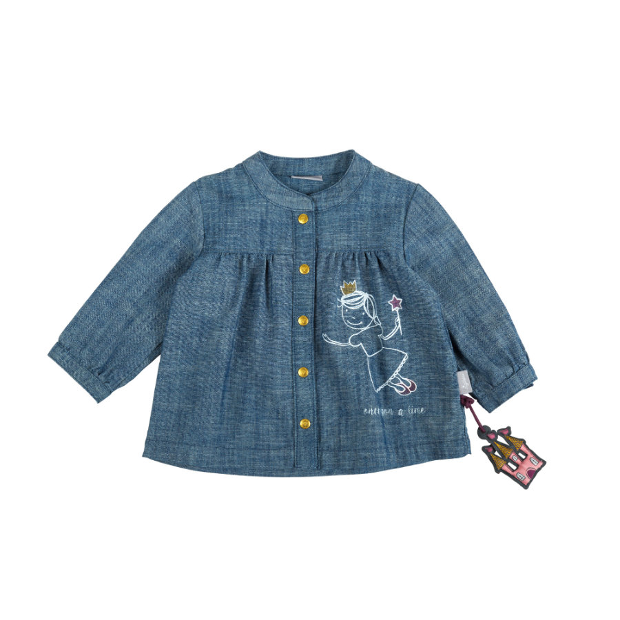 sigikid Girls Jeansbluse stormy weather