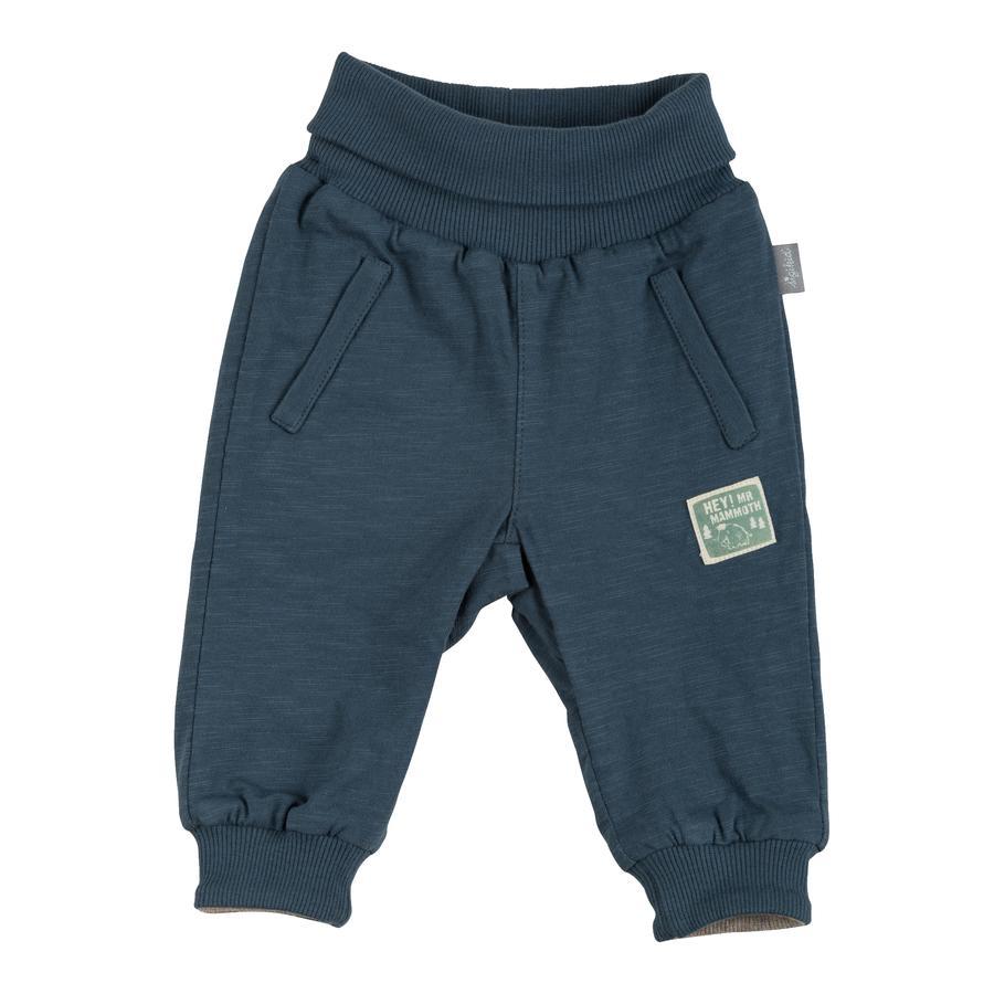 sigikid Dívčí oboustranné kalhoty melanže