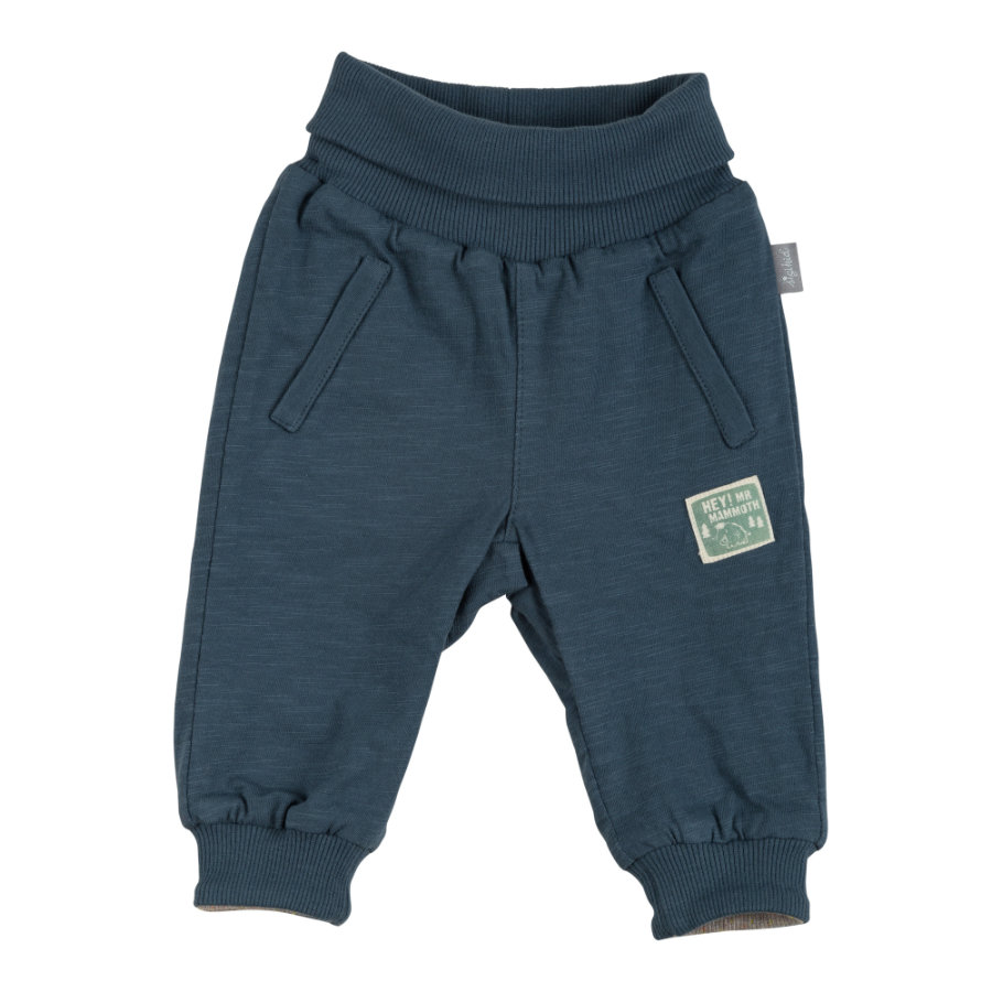 sigikid Girls Pantalon réversible melange