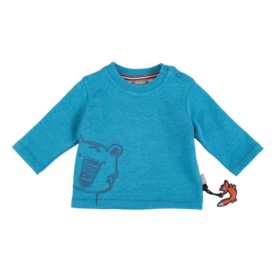 sigikid Boys Bluza bluza jasnoniebieska
