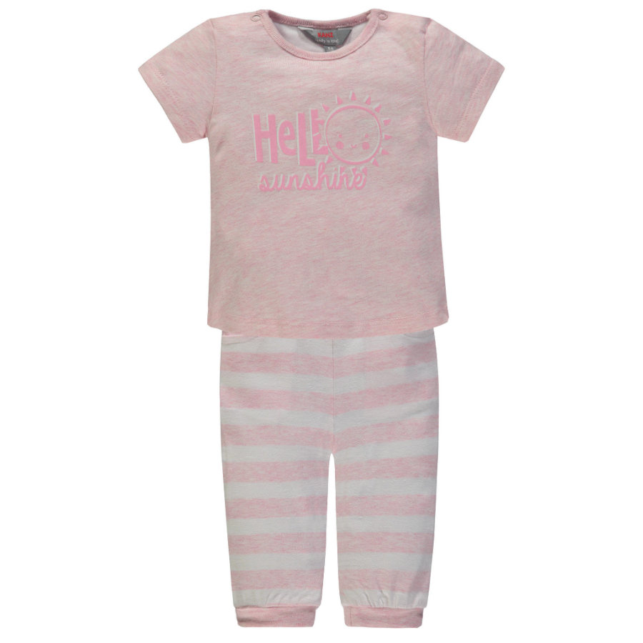 KANZ Girl s Set, 2 pces, rose