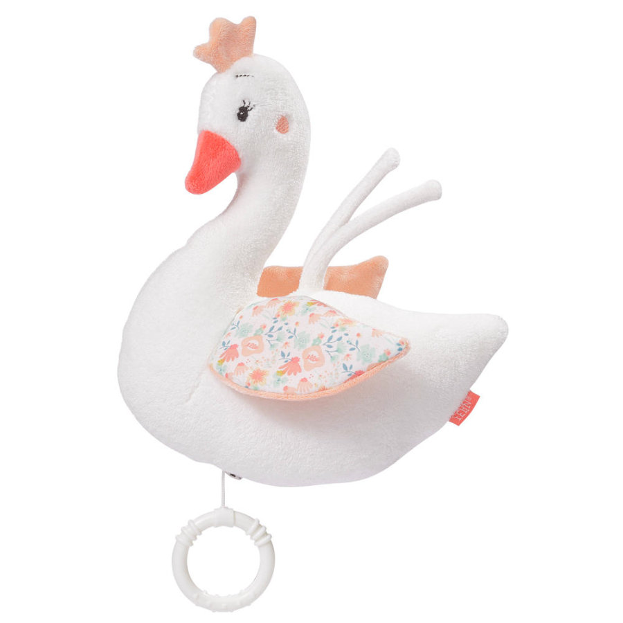 fehn music box swan