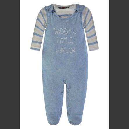 KANZ Baby Tutina set da 2, blu