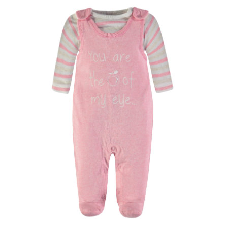 KANZ Girls Strampler-Set, 2-tlg, rosa