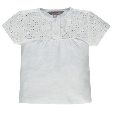 KANZ Girls Koszulka z krótkim rękawem, biały