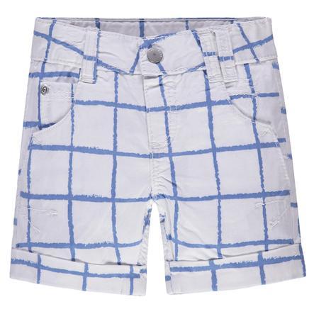 KANZ Boys Spodnie bermudy, w kratkę