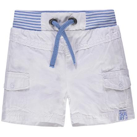 KANZ Boys Spodnie bermudy, biały