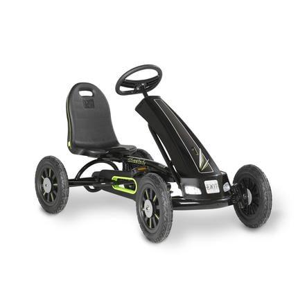 EXIT Pedal Go-Kart Cheetah - verde
