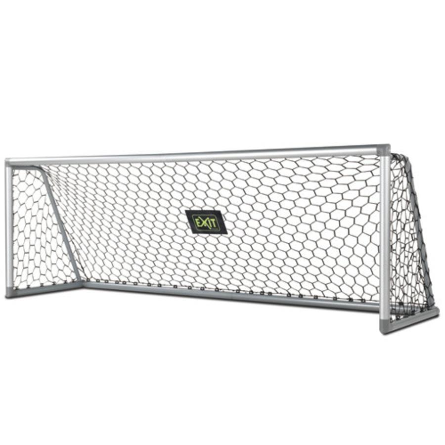 EXIT Scala aluminium voetbaldoel 300x100cm