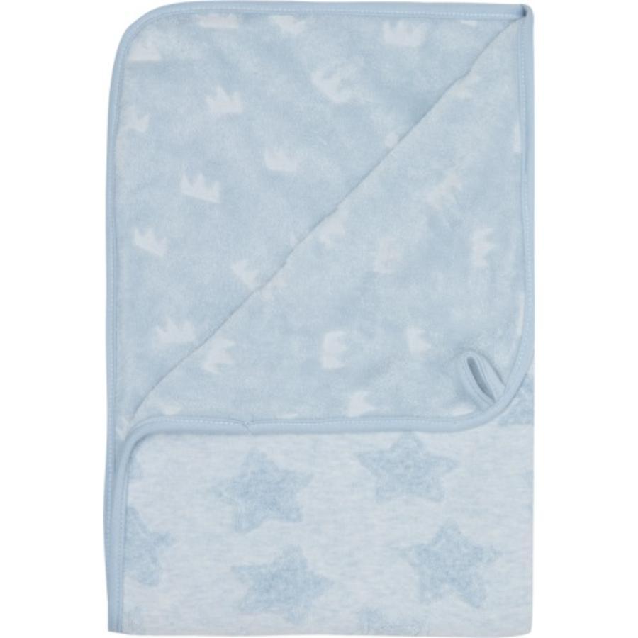 bébé jou Multi Chusta Fabulous Frosted Blue 100x75x0,5 cm