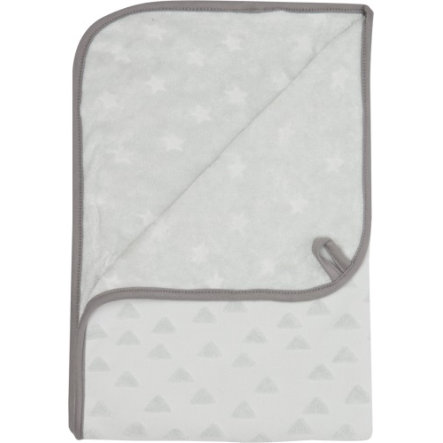 Betébé jou Multi doek Fabulous Wolk grey 100x75x0,5 cm