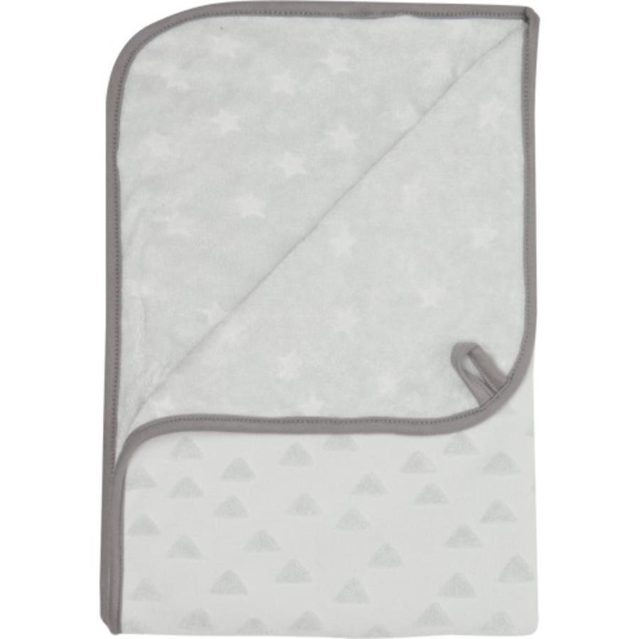 bébé jou Multi tissu Fabulous Cloud grey 100x75x0,5 cm