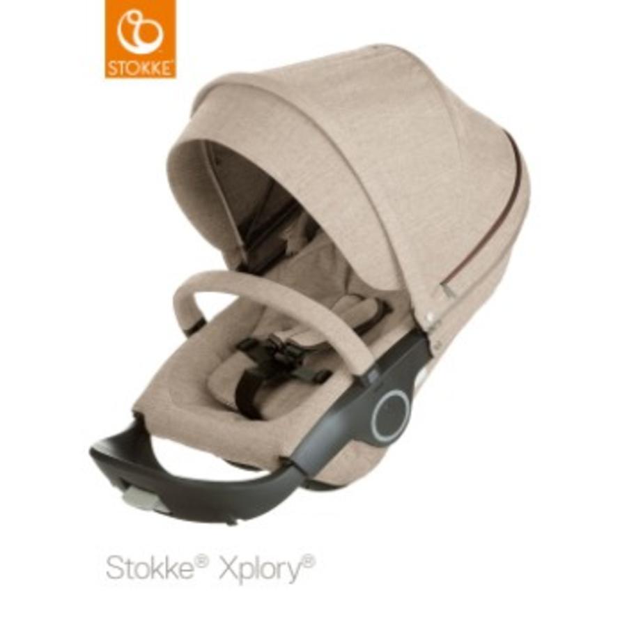STOKKE® Xplory®, Trailz™ & Crusi™ Sitz Beige Melange