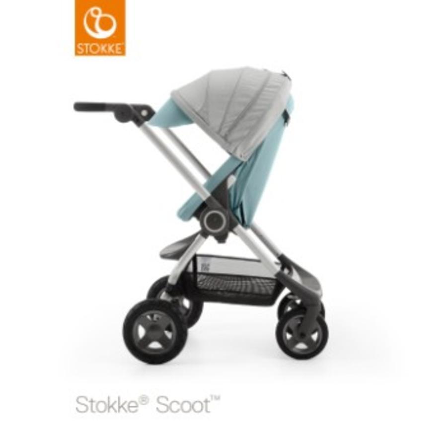 STOKKE® Kinderwagen Scoot™ V2 Aqua Blue