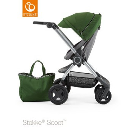 STOKKE® Textilset für Scoot Racing Green