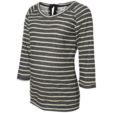 mama licious Lange mouwen shirt MLTRACY Navy Blazer met lange mouwen