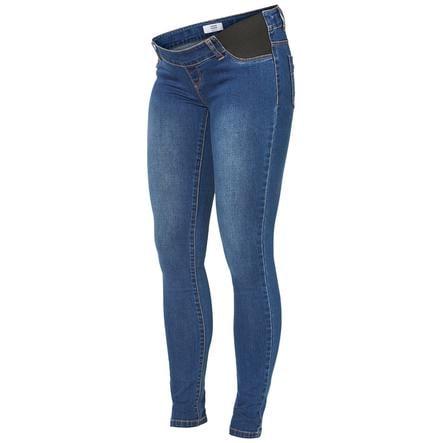mama licious Jeans premaman MLLOLA OTB Blue Denim