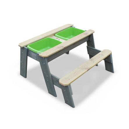EXIT Sand,- Wasser- und Picknicktisch Aksent