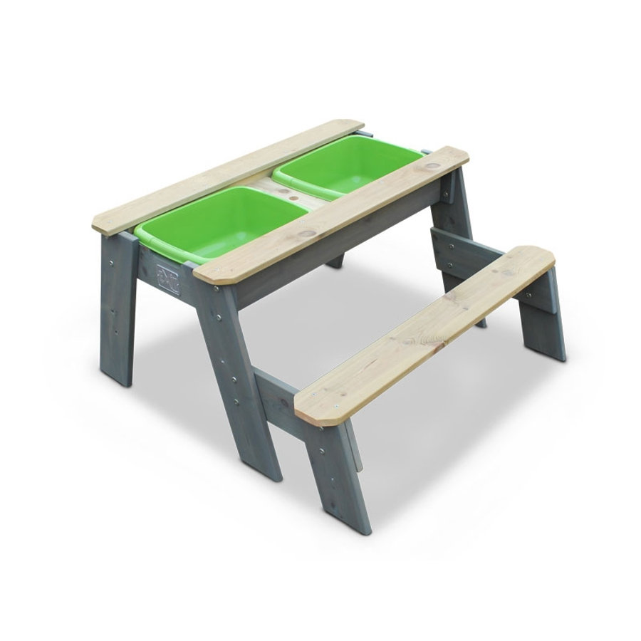 EXIT Ensemble table banc enfant Aksent, bois