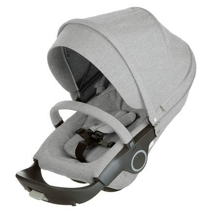 STOKKE® Sitz für Xplory®, Trailz™ & Crusi™ Grey Melange