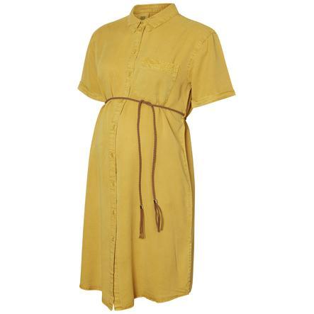 mama licious Tunika kjole MLBETHUNE Lemon Curry