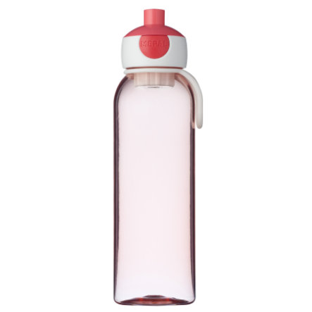 MEPAL Botella de agua Pop-up 500 ml Rosa