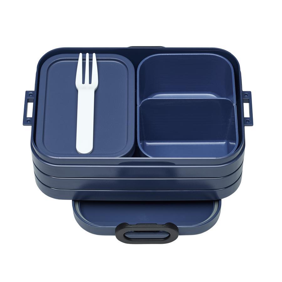 MEPAL Nahrungsbehälter Bento Lunchbox nordic demin tab midi 900 ml
