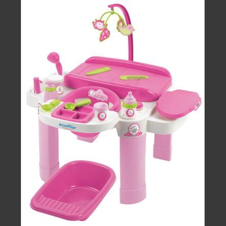 ecoiffier nursery - Puppen-Pflegestation