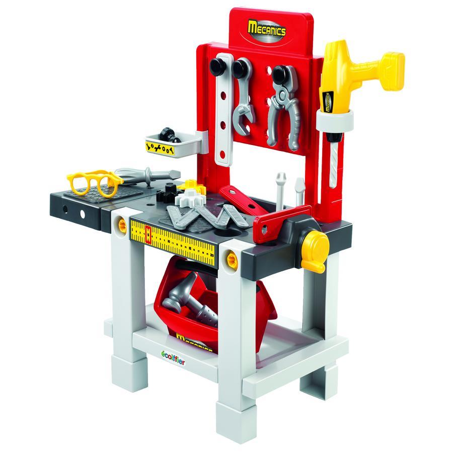 ecoiffier Mecanics Werkbank