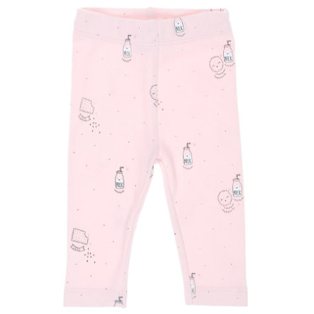 Feetje Leggings Cookies rosa gemustert