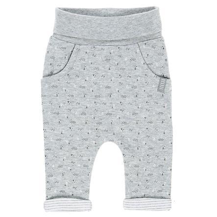 Feetje Pantalon de survêtement Hugs and Kisses gris mélangé