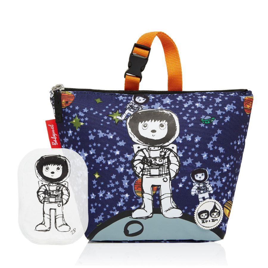 Zip & Zoe Lunch Bag Spaceman