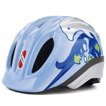 PUKY Casco PH1 per bicicletta, ocean blue Taglia: S/M